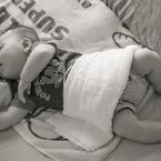 CANON Canon EOS Kiss X2で撮影した人物(深き昼寝)の写真(画像)