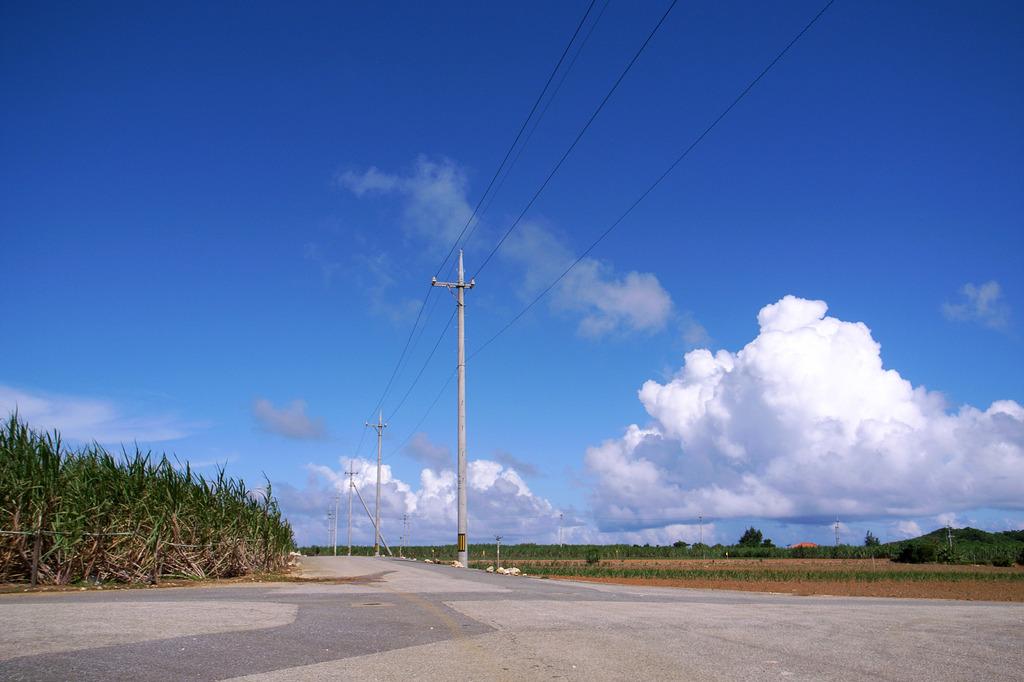 信号なき交差点
