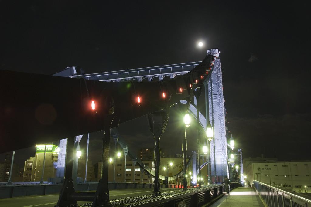 清洲橋上 其の弐