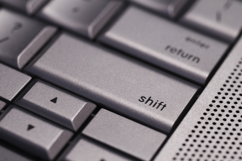Shift Key