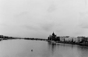 ブダペストを流れるドナウ川