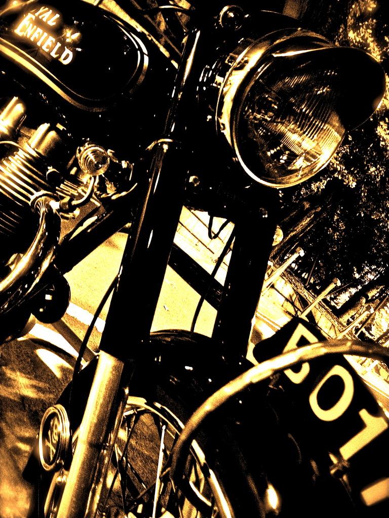 Antique Bike 2