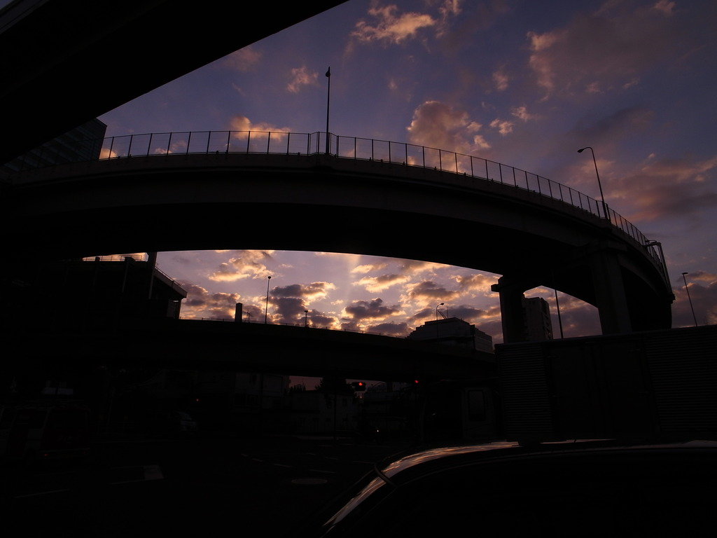 Shinjyuku Sun Rise 3