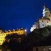 チェコの青い夜