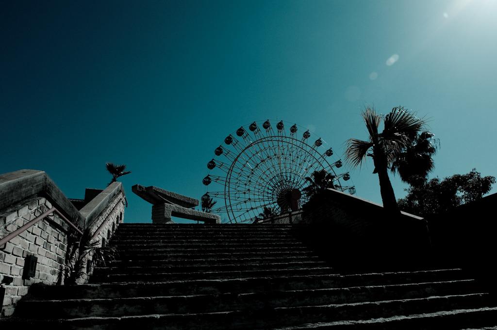 楽園への階段