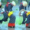 「田植え」  御田祭