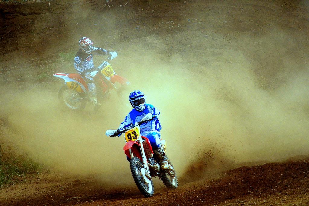 2009九州モトクロス選手権第7戦