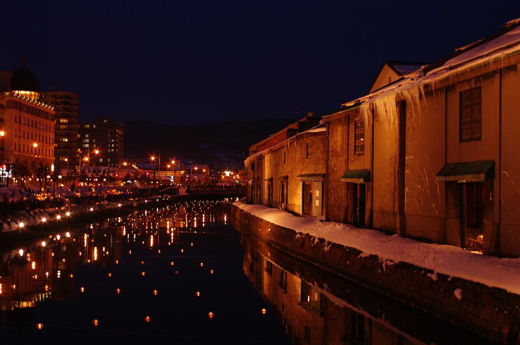 小樽運河 幻想2
