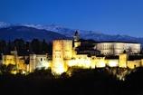 Palacio de la Alhambra y Sierra Nevada
