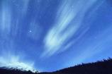 The wind runs through the stars