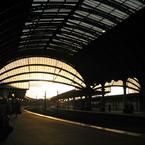 CANON Canon IXY DIGITAL 60で撮影した風景(York Station)の写真(画像)
