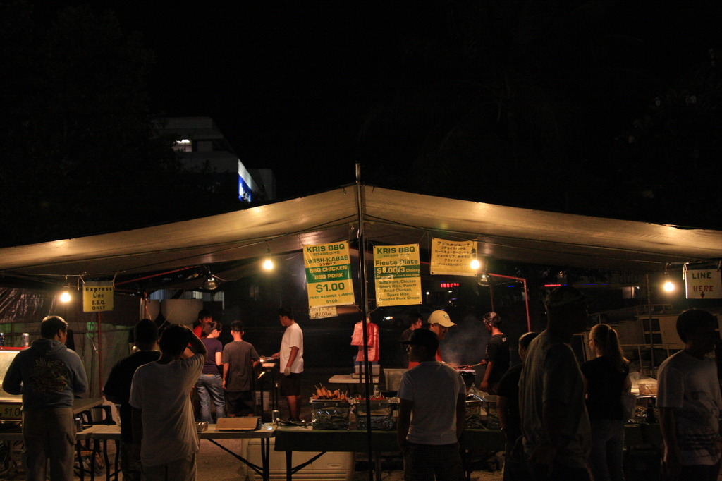 Chamorro Village Night Market