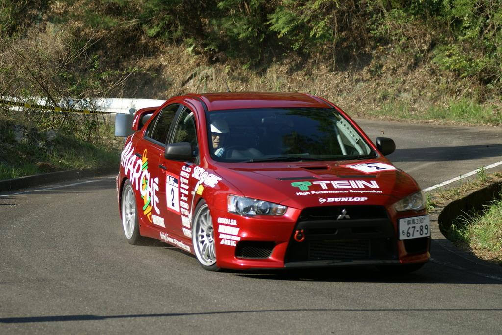 全日本ラリー  -ツールド九州09-