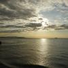 海、きらめいてる。④・・・港にて。
