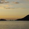 鳥羽湾夕景③・・・優しい色に包まれました。