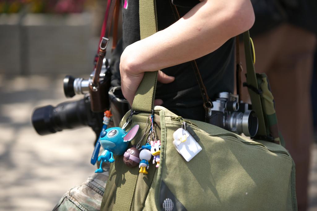 現役カメラマン