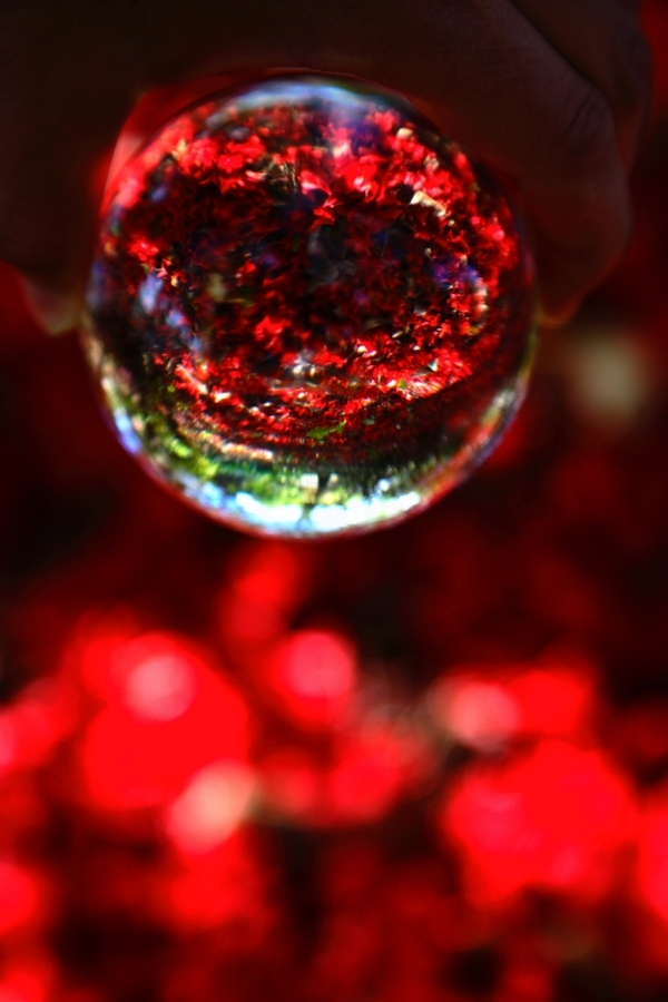Red Sphere