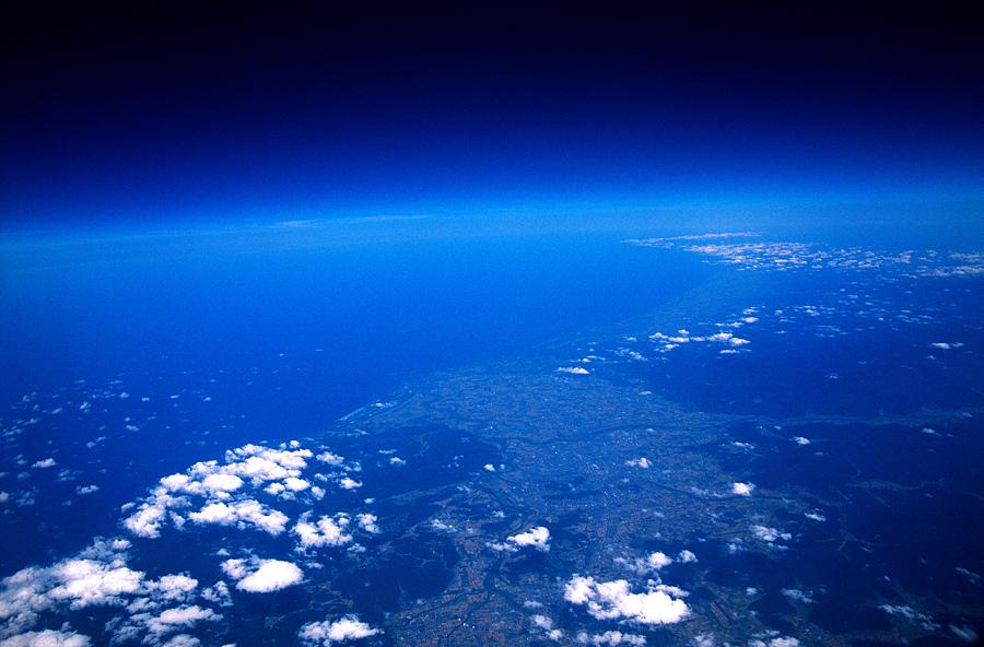 地球の上で