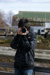 カメラ小僧