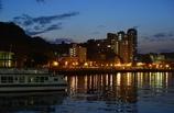 横須賀港・夜景