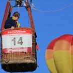 CANON Canon EOS 40Dで撮影した人物(Balloon Fiesta へ行こう!-chase!-)の写真(画像)
