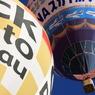 CANON Canon EOS 40Dで撮影した乗り物(Balloon Fiesta へ行こう! -押すな、押すな-)の写真(画像)