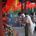 CANON Canon EOS-1D Mark IVで撮影した風景(中国盆会へ行こう!)の写真(画像)