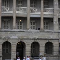 CANON Canon EOS 40Dで撮影した建物(旧上海香港銀行)の写真(画像)