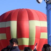 CANON Canon EOS 40Dで撮影した乗り物(Balloon Fiesta へ行こう!-家政婦・・・!?-)の写真(画像)