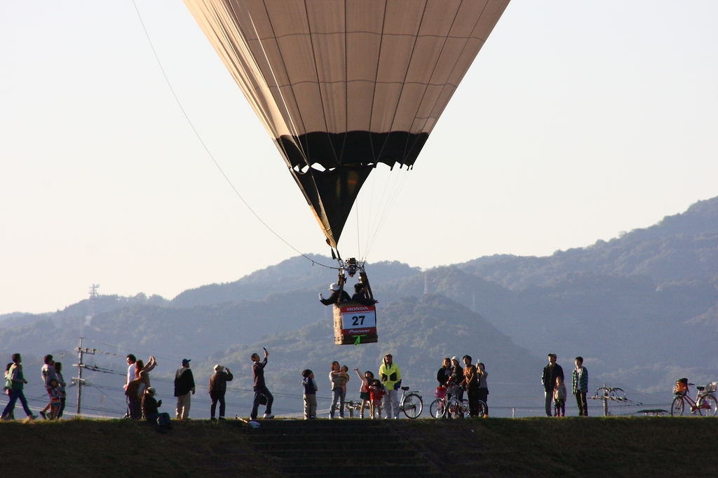 Balloon Fiesta へ行こう! -HIGH TOUCH!!-