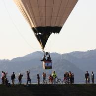 CANON Canon EOS 40Dで撮影した乗り物(Balloon Fiesta へ行こう! -HIGH TOUCH!!-)の写真(画像)