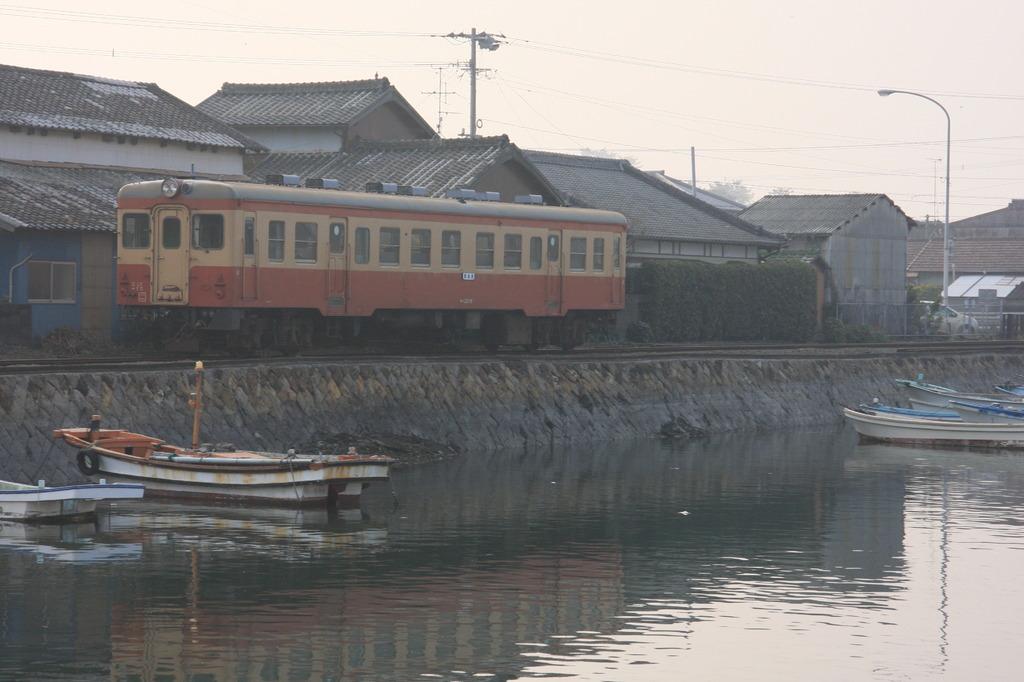 在りし日の島鉄(南線)10