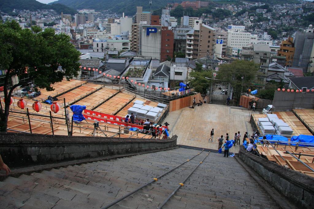 長崎くんち百景 12