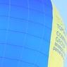 CANON Canon EOS 40Dで撮影した乗り物(Balloon Fiesta へ行こう!-light blue-)の写真(画像)