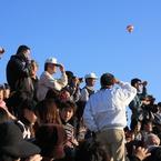 CANON Canon EOS 40Dで撮影した乗り物(Balloon Fiesta へ行こう! -視線-)の写真(画像)