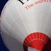 CANON Canon EOS 40Dで撮影した乗り物(Balloon Fiestaへ行こう!-HSBC-)の写真(画像)