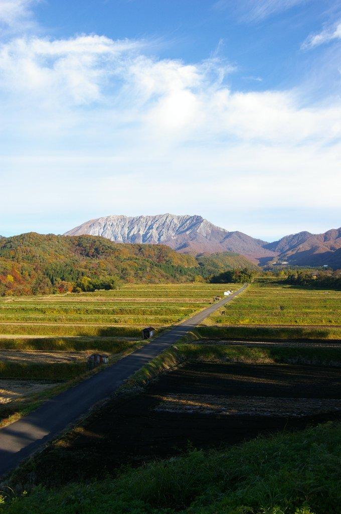 Mt.Daisen 鳥取