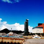 NIKON NIKON D40で撮影した風景(門司港)の写真(画像)