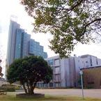 その他のカメラメーカー その他のカメラで撮影した建物(北九州市立大学)の写真(画像)