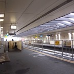 KODAK KODAK V570 DUAL LENS DIGITAL CAMERAで撮影した建物(北九州モノレール片野駅)の写真(画像)