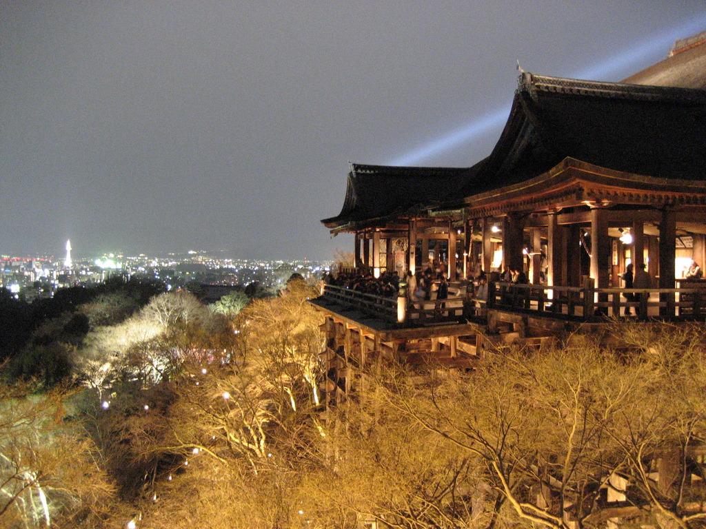 清水寺ピンボケ