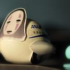 NIKON NIKON D90で撮影したインテリア・オブジェクト(カオナシANA君)の写真(画像)