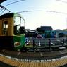 NIKON NIKON D300で撮影した乗り物(私、江ノ電です♪)の写真(画像)