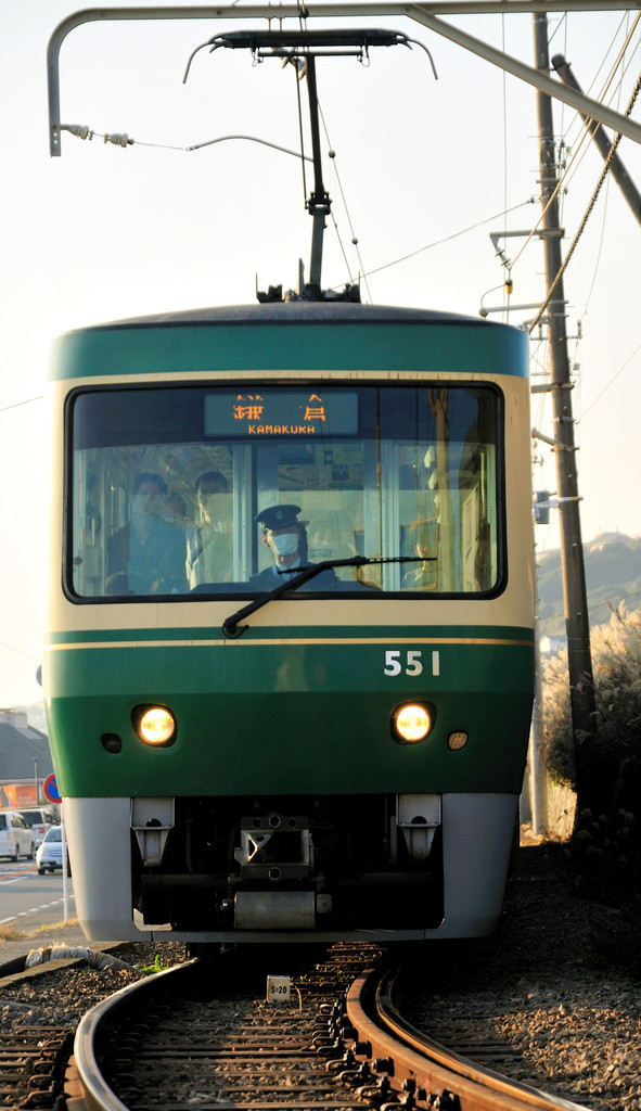 江ノ電車両図鑑 500形