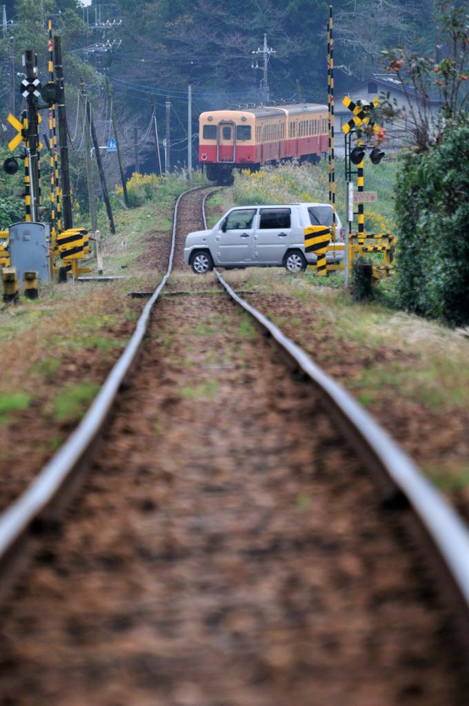 ガッタンゴットン列車