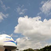 NIKON NIKON D90で撮影したインテリア・オブジェクト(どっかい機体)の写真(画像)
