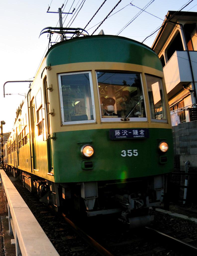 江ノ電車両図鑑 300形