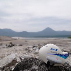 NIKON NIKON D90で撮影したインテリア・オブジェクト(恐山にて)の写真(画像)