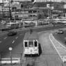 CANON FTQLで撮影した乗り物(70年代 横浜駅前)の写真(画像)