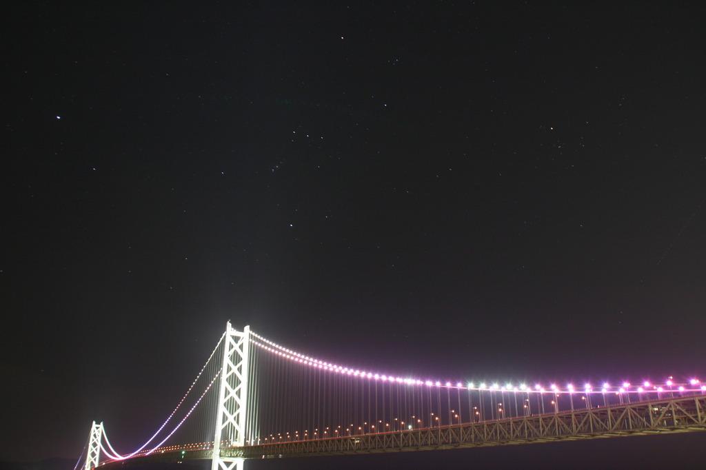 オリオンを架ける橋